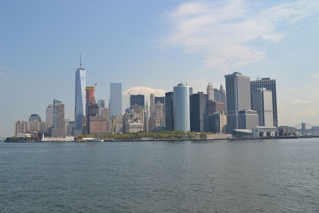 New York Skyline 2015