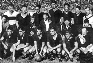 Newell's Old Boys - The team that debuted in Primera División in 1939