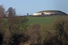Newgrange at a distance.jpg