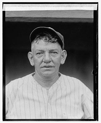 Nick Altrock - Image: Nick Altrock in 1925