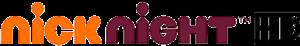 Nickelodeon (Germany) - Nicknight HD Logo