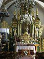Niedzica - oltarz.JPG