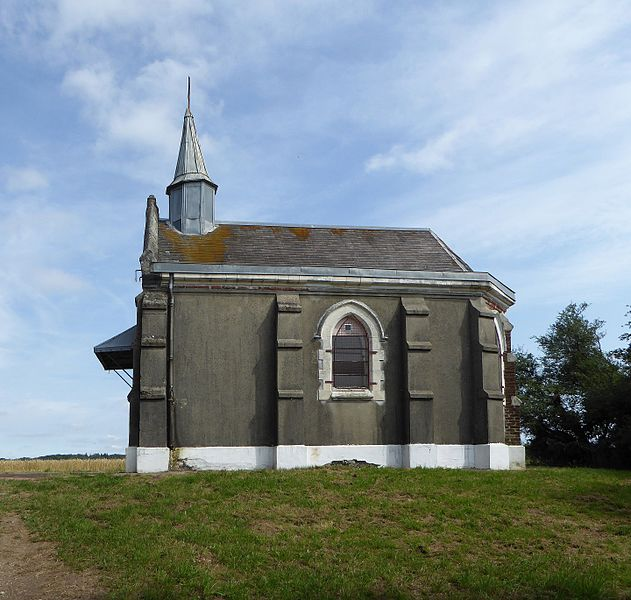 La chapelle Notre-Dame du Mont Nielles-lès-Bléquin  Pas-de-Calais Hauts-de-France