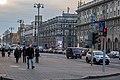 Niezaliežnasci avenue (Minsk, Belarus) 140220 - 2.jpg