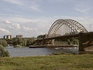 Arnhem-Nijmegen Metropolitan Area - Nijmegen