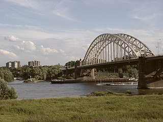 Arnhem–Nijmegen metropolitan area metropolitan area in the Netherlands