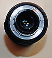 Nikon mount on lens with mekanical and electrical contacts.jpg