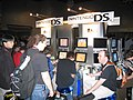 Nintendo DS booth PAX EAST 2006.jpg