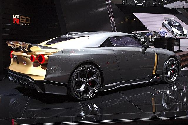 Nissan GT-R50 (R35)