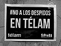 No a los despidos en TELAM 03.jpg