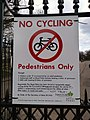 No cycling in Richmond Park because of COVID-19.jpg
