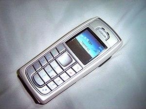 Nokia 6000 series - Nokia 6230