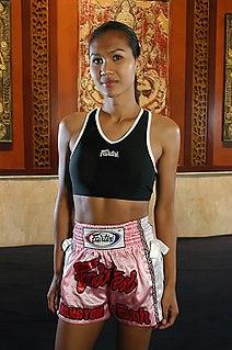 Parinya Charoenphol Thai actress, model, and kickboxer