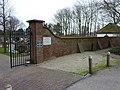 Noordwijk Algemene Begraafplaats muur.JPG