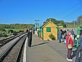 Norden railway station on the Swanage railway - geograph.org.uk - 101730.jpg