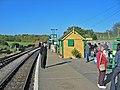 Norden railway station on the Swanage railway - geograph.org.uk - 101730.jpg