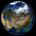 Nordostpassage NASA Worldwind-globe.png