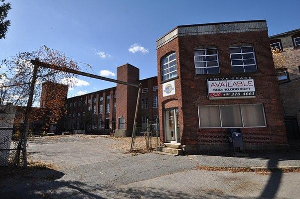 Lymansville Company Mill