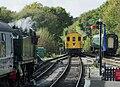 North Weald railway station MMB 18 4141 205205.jpg