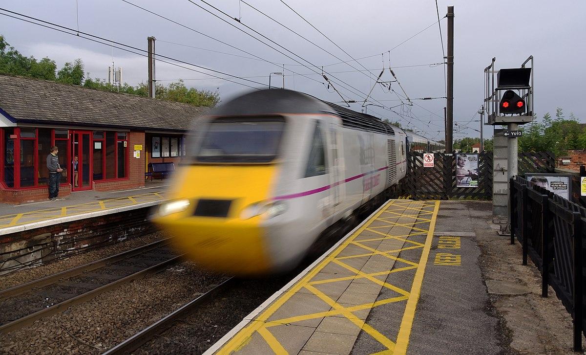 Northallerton railway station - Wikipedia