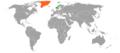 Norway Denmark Locator.png