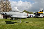 Norwegian Air Force Republic F-84G Thunderjet Bidini-1
