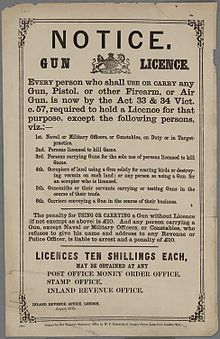 Firearms regulation in the United Kingdom - Wikipedia