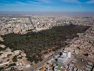Nouakchott Capital of Mauritania