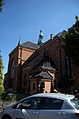 Nowy Sącz, kościół par. p.w. św. Kazimierza, 1908-1912 19.jpg