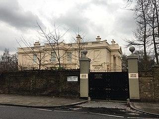 villa in Regent