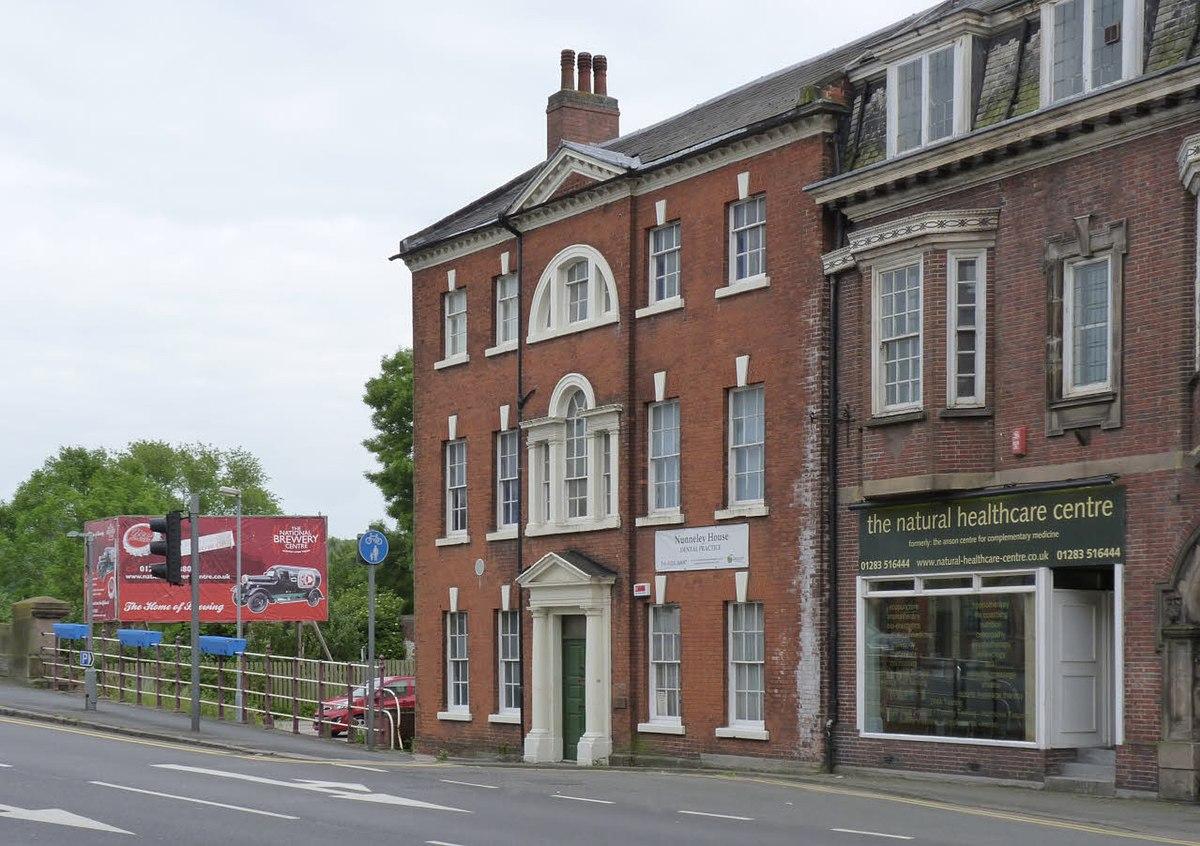 Nunneley House, Burton upon Trent.jpg