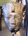 Nuovo regno, XVIII dinastia, testa di hatshepsut o thutmose III, 1479-1425 aca ca..JPG
