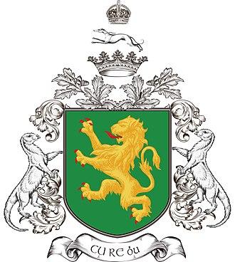 Ó Fearghail - Image: O'FARRELL Coat of Arms