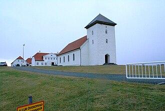 Bessastaðir - Image: OB090126c 3053 Bessastadir