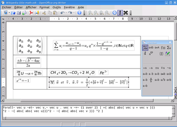 Math logiciel wikip dia - Open office derniere version ...