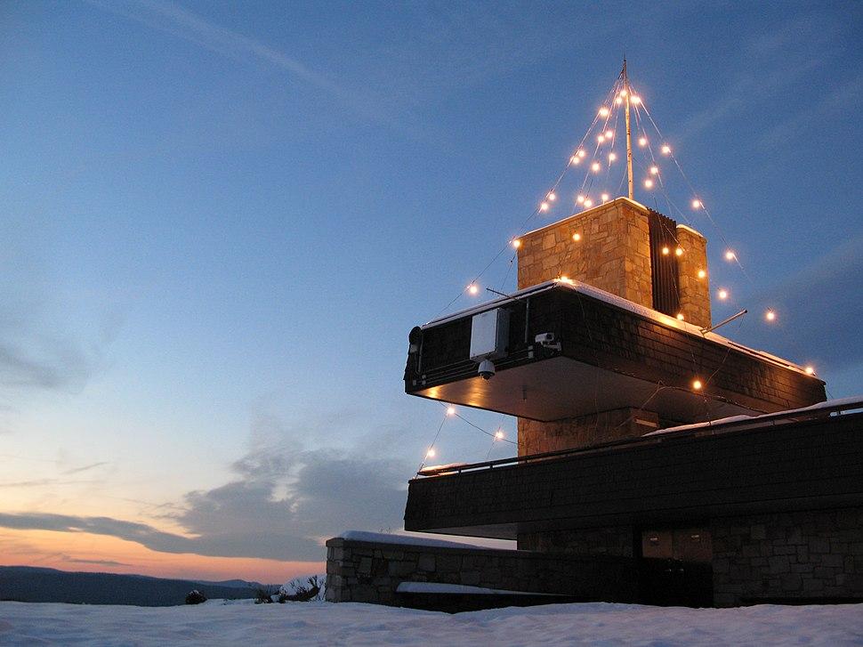 Observation Deck, Mt Sugarloaf, South Deerfield MA