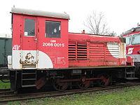 Oebb 2066 001 Eisenbahnmuseum Strasshof 1.JPG