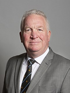 Mike Penning British Conservative politician