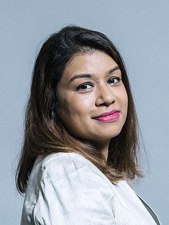 Tulip Siddiq - Image: Official portrait of Tulip Siddiq crop 2