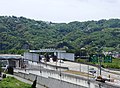 Ohito South IC of Japan National Route 136.jpg