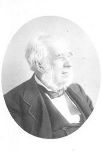 Charles Nicholson - An older Sir Charles Nicholson.