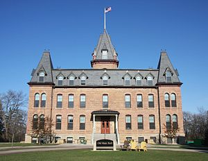 St. Olaf College - Old Main
