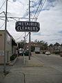 OldMetairieMetairieCleanersSign.JPG