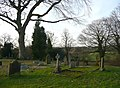 Old Church graveyard, Brampton - geograph.org.uk - 1147678.jpg