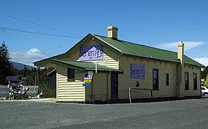 Tuatapere - Old Railway Station
