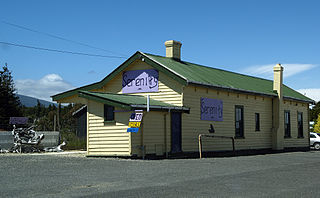 Tuatapere Place in Southland region, New Zealand