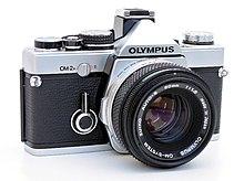 Olympus OM-2N. obj 50 mm 1:1,8