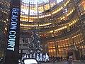 One Beacon Court atrium inside Bloomberg Tower 2009.jpg
