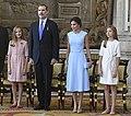 Order of the Civil Merit Ceremony. 5th Felipe VI Reign Anniversary 02 (cropped).jpg