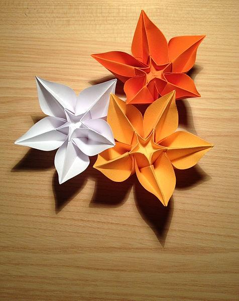 Easy 3d Modular Origami